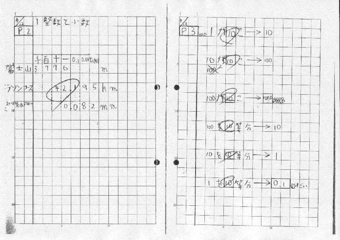 算数 5年の算数 : 向山型算数ノート指導の効力